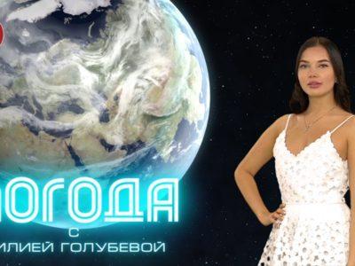 Погода в Донецке 09.08.2020