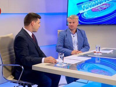 «Прямая речь»: Артём Крамаренко. 14.09.2020