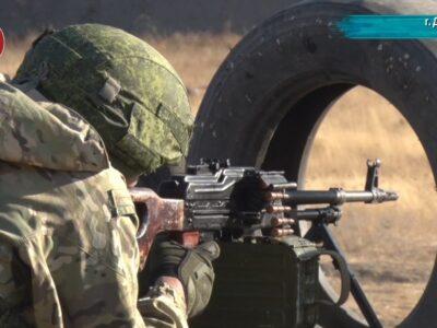Чемпионат ДНР по тактической стрельбе