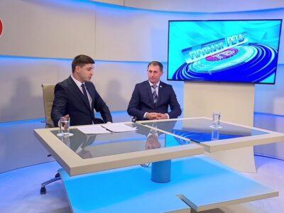 «Прямая речь»: Александр Шатов. 12.10.2020