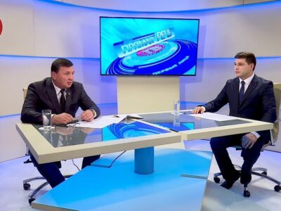 «Прямая речь»: Игорь Лызов. 19.10.2020