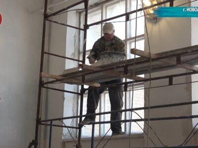 Инспекция работ в Новоазовском районе