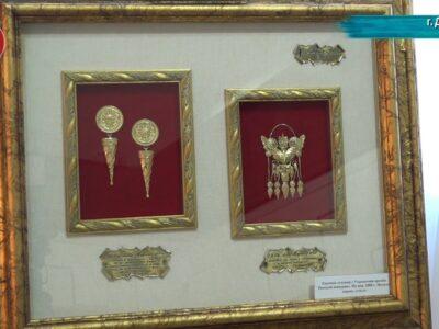Уникальная выставка открылась в Республиканском Краеведческом музее