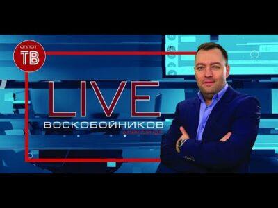Воскобойников LIVE. Русская весна: путь Донбасса в Россию. 22.01.21