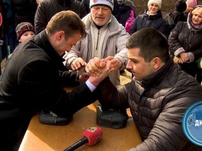 Масленица в Донецке. «Один день»