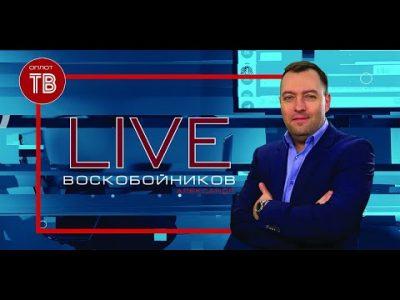 Воскобойников LIVE. Освещение борьбы Донбасса против украинского нацизма. 30.04.21
