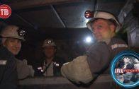 На километр под землю. О нелёгком труде шахтёров Донбасса