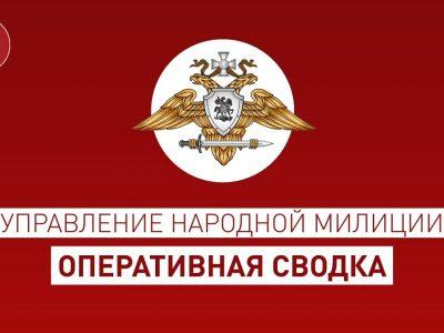 Оперативная сводка на 16.30 по состоянию на 15 июня