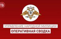 Оперативная сводка на 17.00 по состоянию на 3 августа