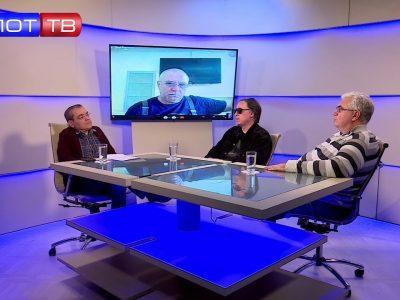 «Главная тема» с Андреем Бабицким.  Фестиваль «Звёзды на Донбассом»